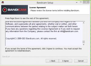 Bandicam Installation Step 2