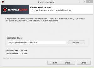 Bandicam Installation Step 4