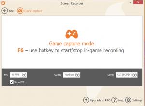 Icecream Screen Recorder Game Screen Recorder