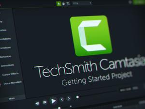 Camtesia Screen Recorder