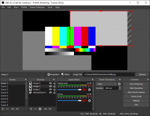Obs Studio Screen recorder Software