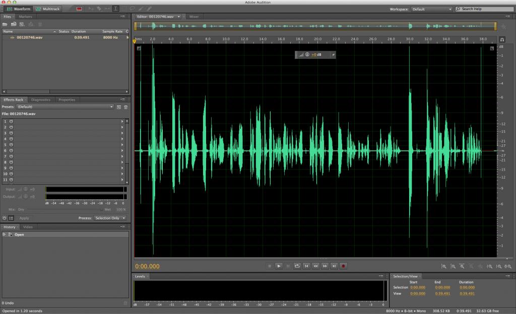 Adobe Audition Audio Converter