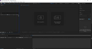 After Effect Screen Recording