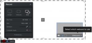 Screencast-O-Matic Screen and Webcam Recording