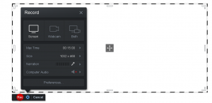 Screencast o Matic Screen Recording
