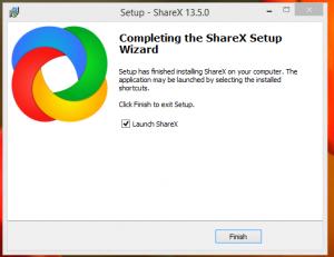 SHareX Installation Step 4