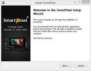 SmartPixel Installation Step 1