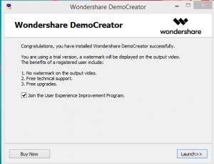Wonder share Democreator Final Step