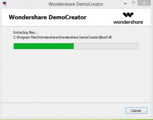 Wonder share Democreator step 3