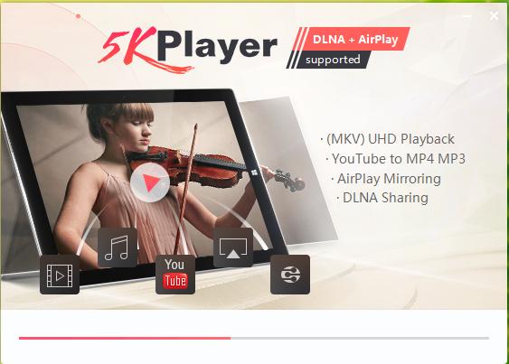 5K Player Installation