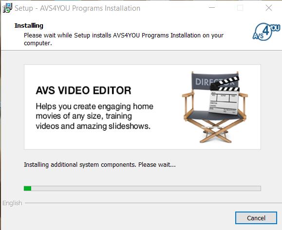 AVS Video Converter Installation