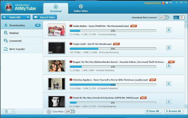 Allmytube Video Downloader