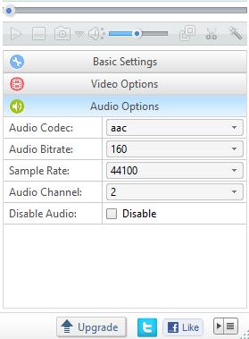 Any Audio Formats