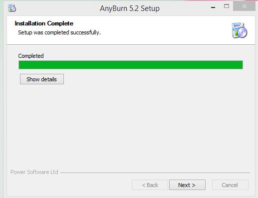 AnyBurn Audio Burning