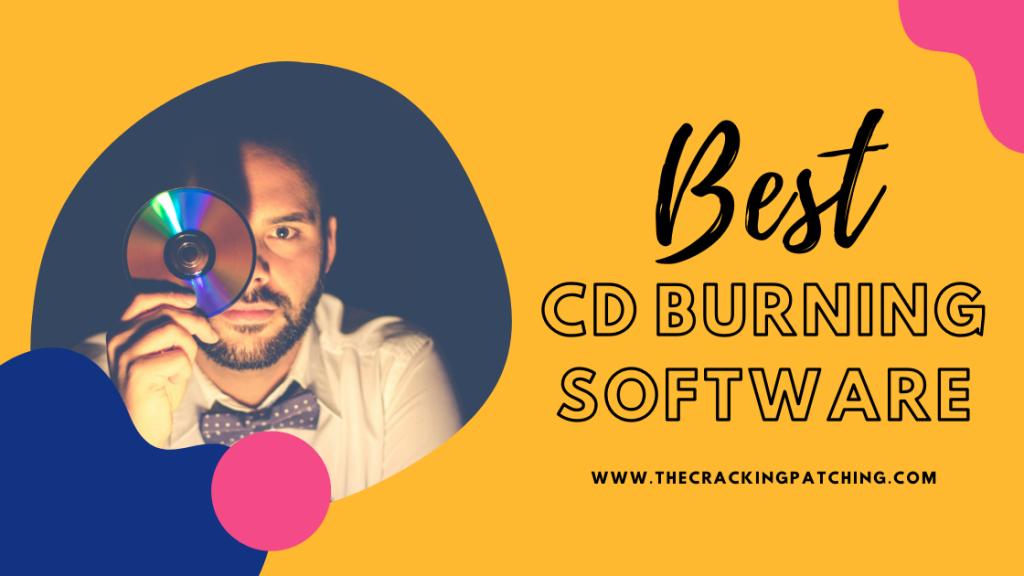 Best CD Burning Software