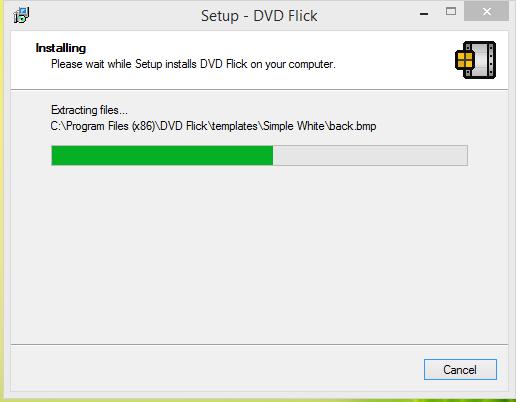 DVD Flick Intsallation