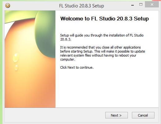 FL Studio Audio Converter Installation Step 1