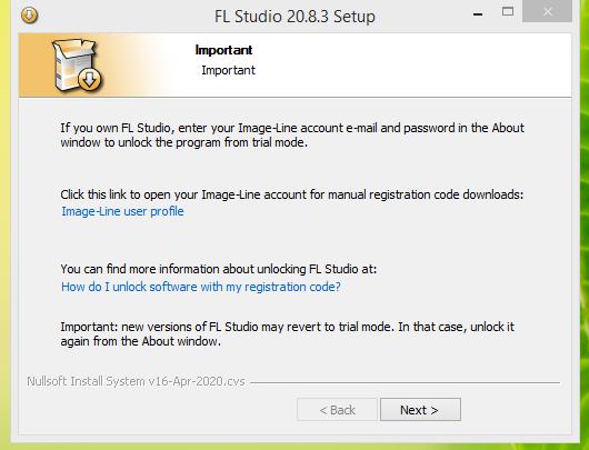 FL Studio Audio Converter Installation Step 11