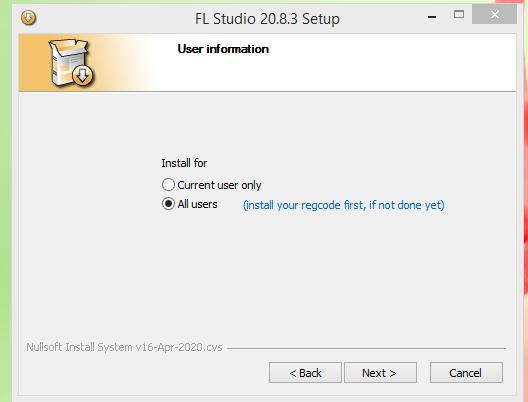 FL Studio Audio Converter Installation Step 3