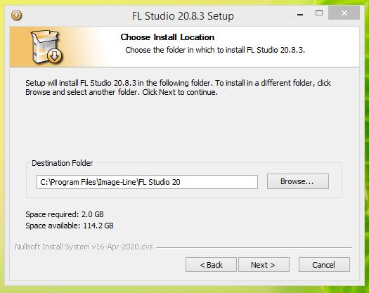 FL Studio Audio Converter Installation Step 5