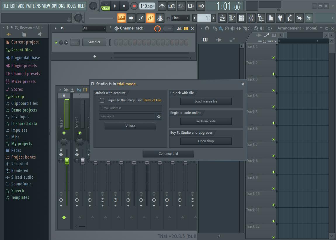 FL Studio Audio Converter Installation Step 12