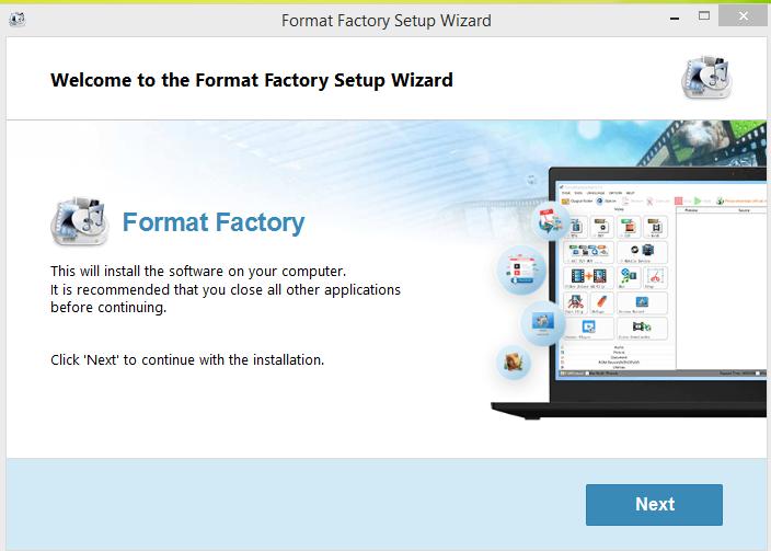 format factory audio converter