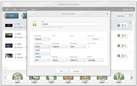 Freemake Video Converter Software