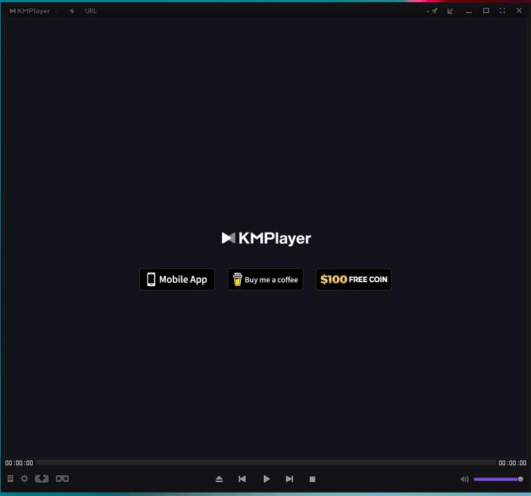 KMPlayer Interface