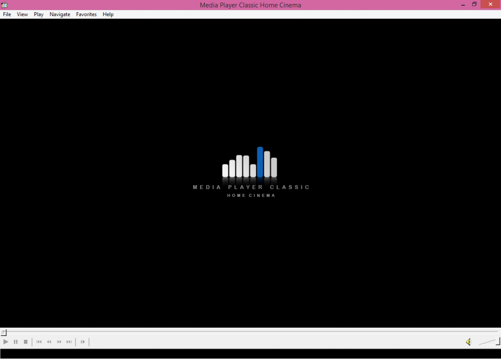 Media Player Classic Insterface