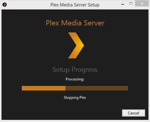 Plex Media Player Installation