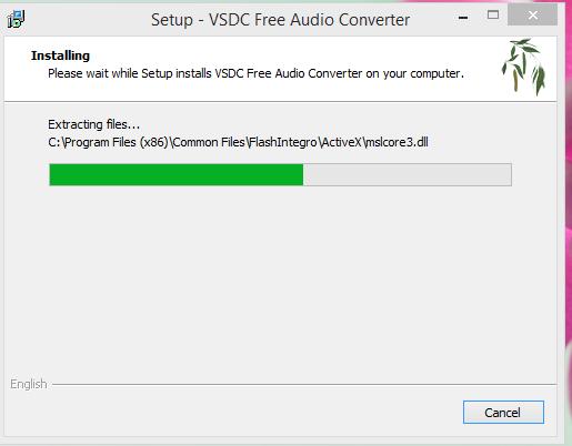 VSDC Installation