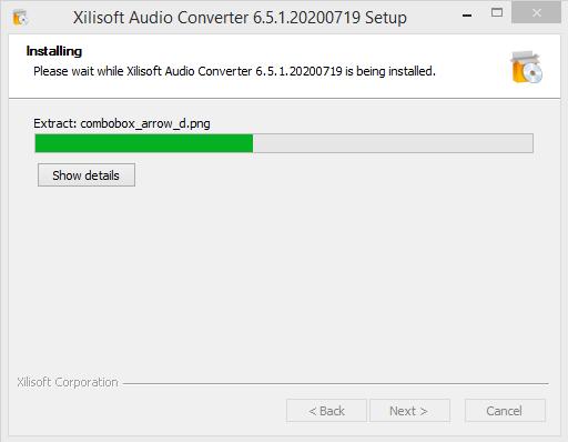 Xilisoft Installation
