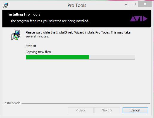 Pro Tools Conversion